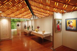 「日光の社寺」世界遺産登録20周年記念 日光東照宮美術展覧会